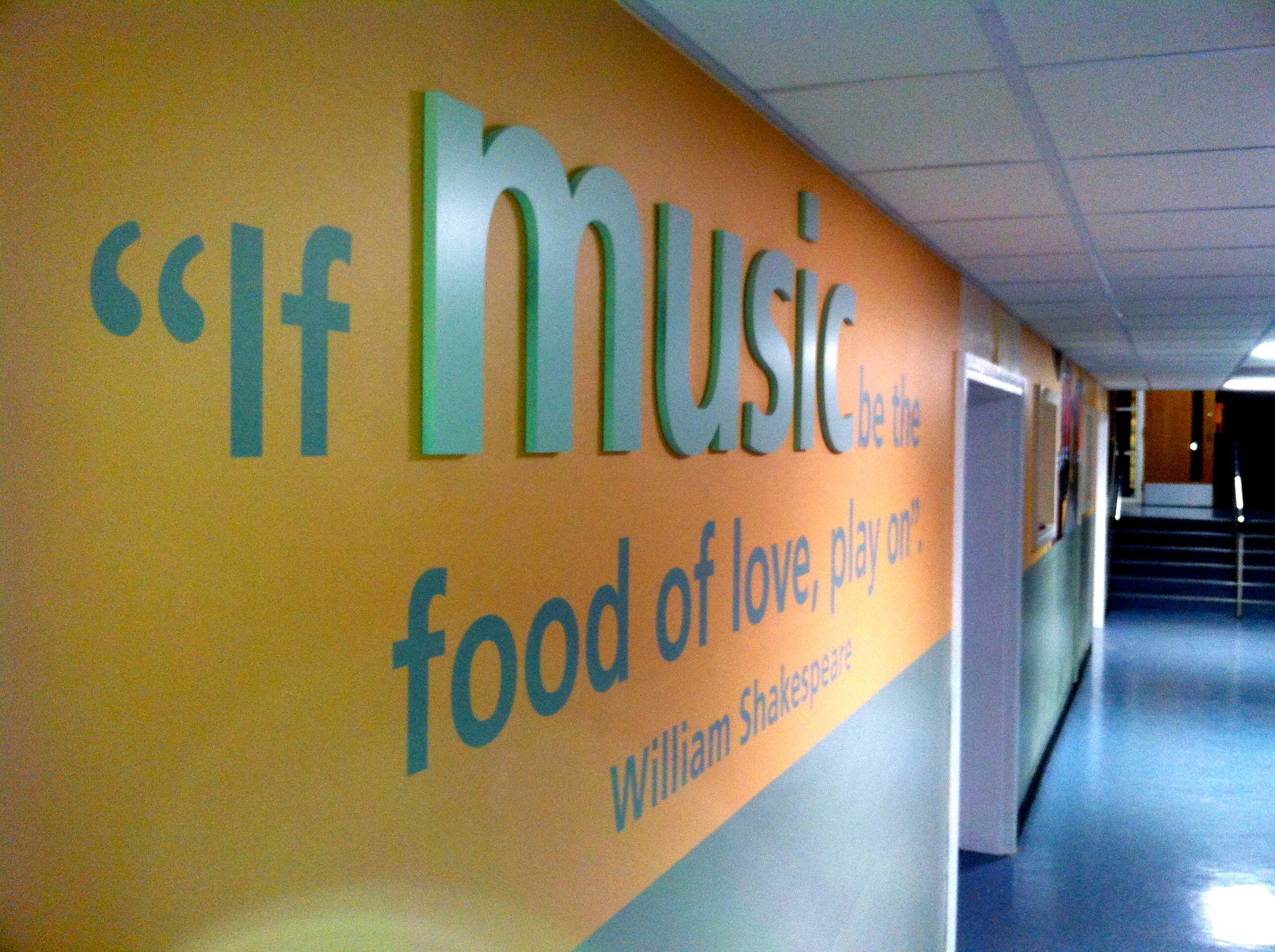 School Corridor Studios