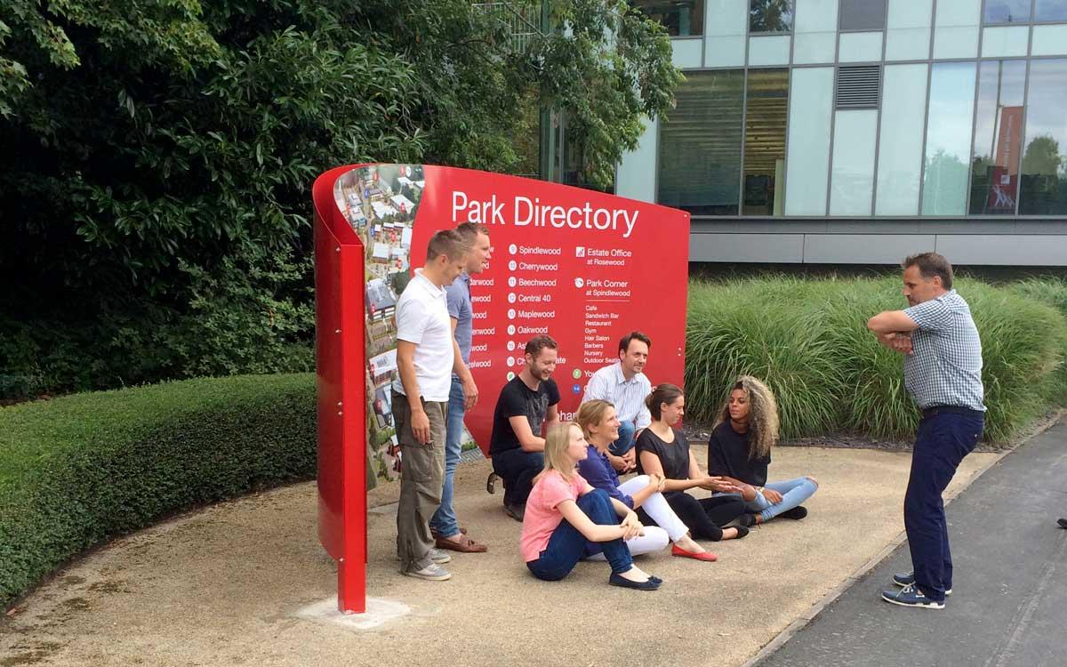 Chineham Business Park – Signage Refresh